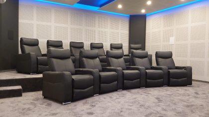 קולנוע ביתי בהתאמה אישית